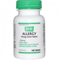 BHI Allergy (Allergy Relief...