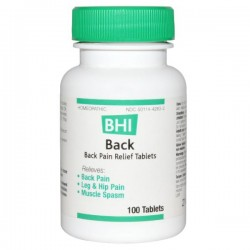 BHI Back (Back Pain Relief...